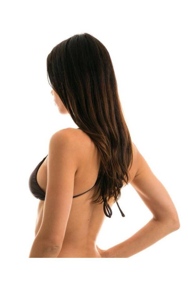 bikini brazilian swimsuit sexy brown.