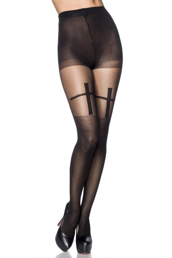DAT1614073 STOCKINGS BLACK