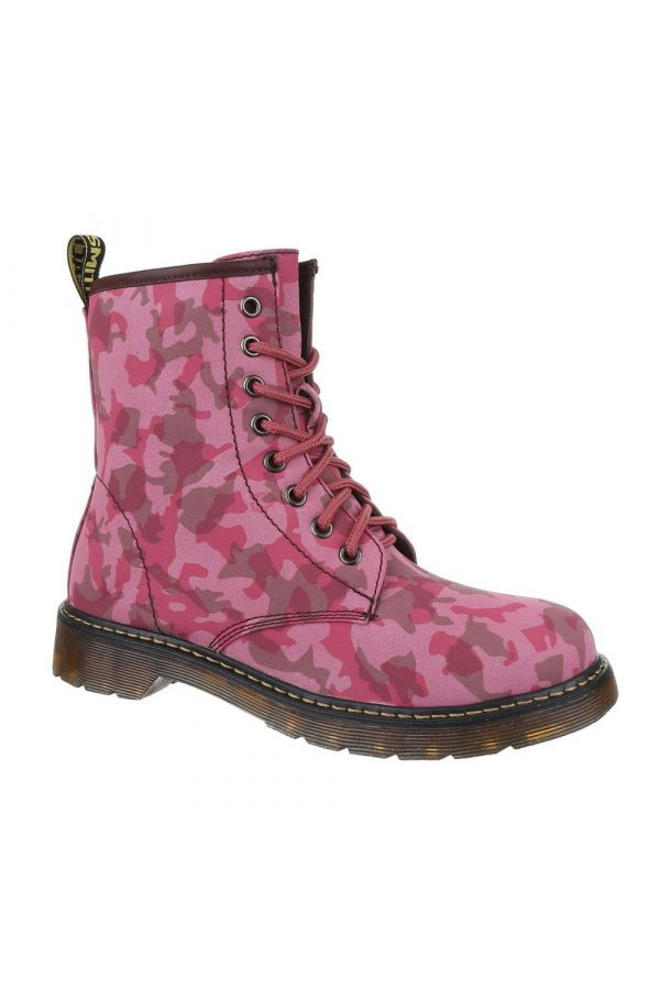 FSW135711 ANKLE BOOT CAMOUFLAGE PINK