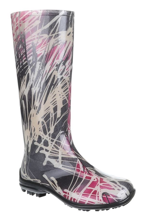 WELLIES RAIN BOOTS MULTICOLOURED SW100P5