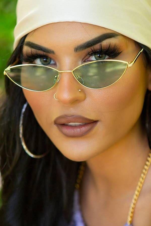 Γυαλιά Ηλίου Σέξι Κίτρινα ISDBR52231