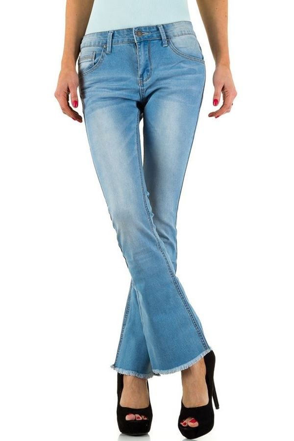 FSWB1951 PANTS JEAN LIGHT BLUE
