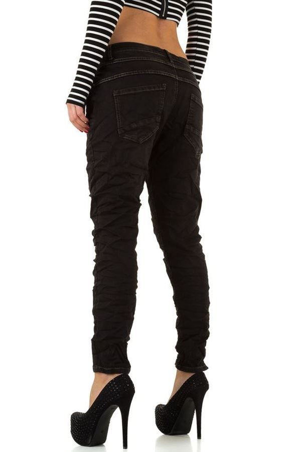 FSWB2522 PANTS JEAN BREECHES BLACK
