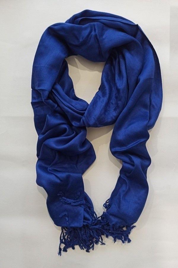 SCARF BLUE SC0100