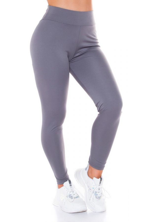 highwaist leggings sexy push up grey.
