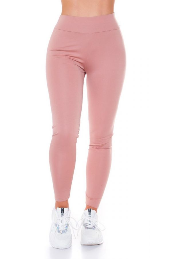 highwaist leggings sexy push up pink.