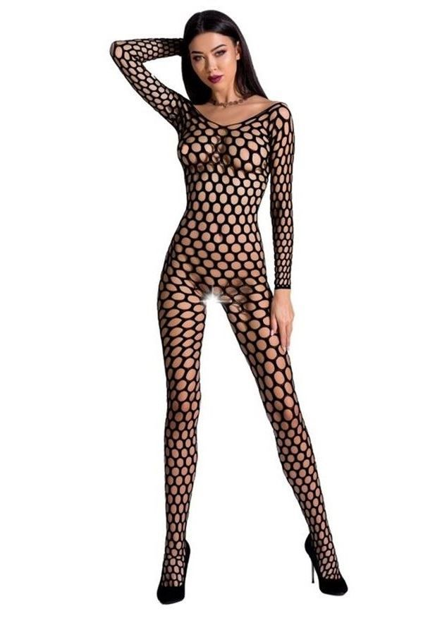 BODYSTOCKING SEXY NET PERFORATED DRED225575