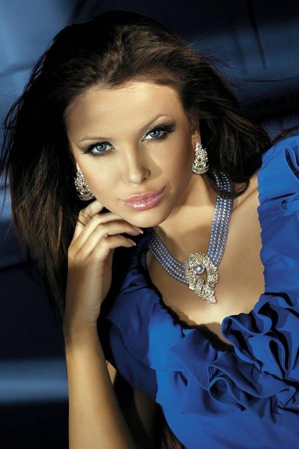 Κοσμήματα Σετ Μαργαριτάρια Κολιέ Σκουλαρίκια Μωβ GTOI185960