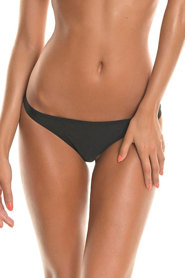 BRAZILIAN SWIMWEAR BOTTOM BLACK BR1981092522
