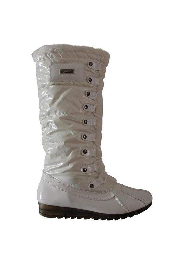 BOOT SNOW FUR INSIDE WHITE VSBX267