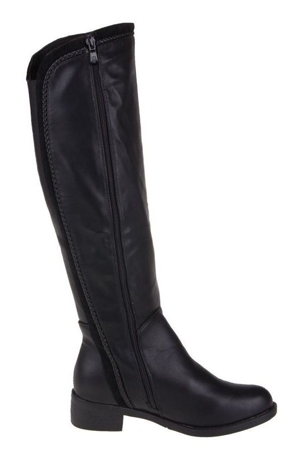 BOOTS RIDING BLACK SW9999