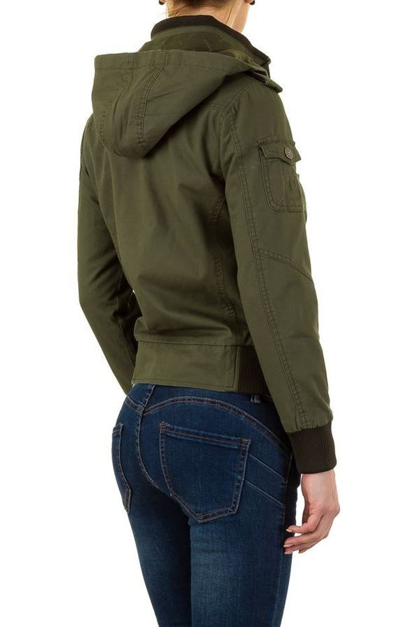 JACKET ARMY GREEN FSWE20071