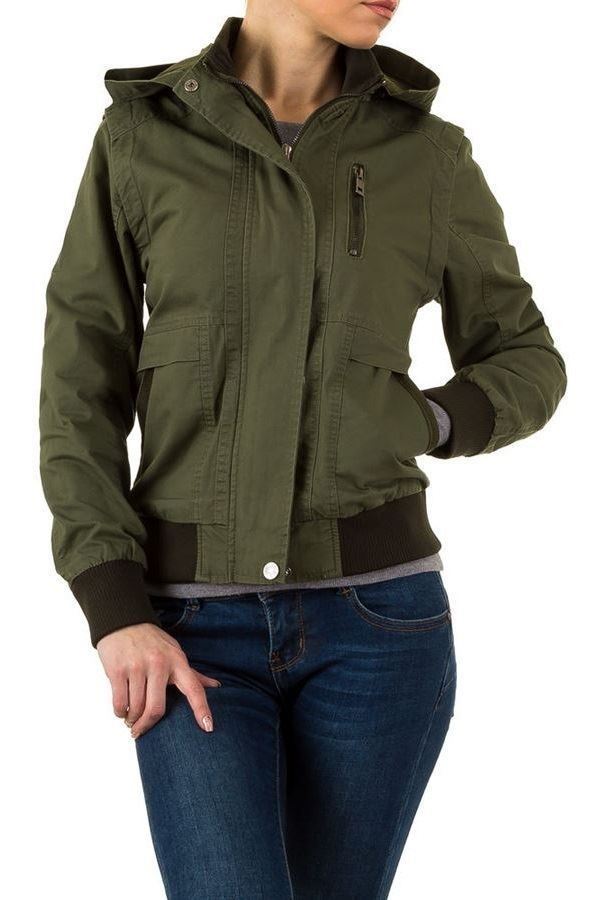 JACKET ARMY GREEN FSW20061