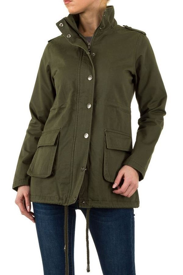 JACKET ARMY GREEN FSWY170F1