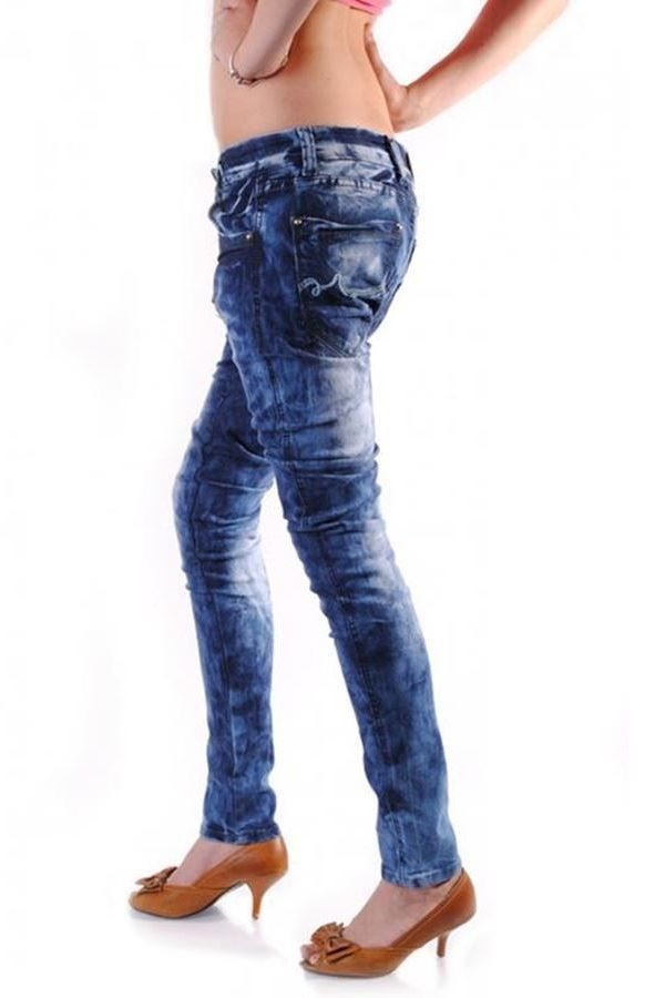 PANTS JEAN BREECHES BLUE FRA9360