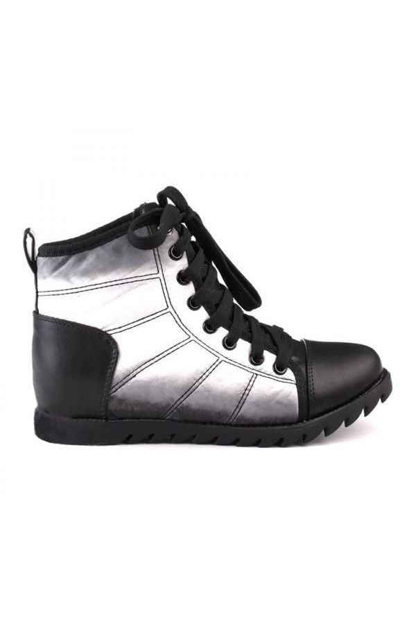 SP1269 SNEAKER BLACK WHITE