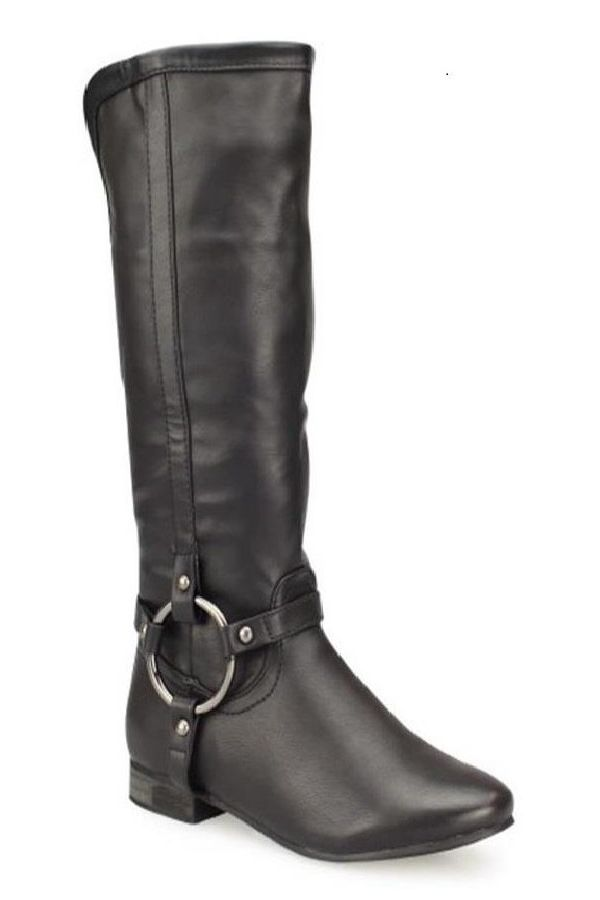 SP1471 BOOT RIDING BLACK