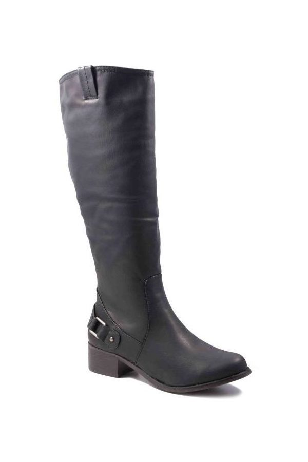 SP31128 BOOT RIDING BLACK