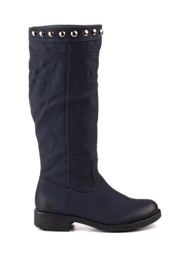 SW168 BOOT RIDING BLUE