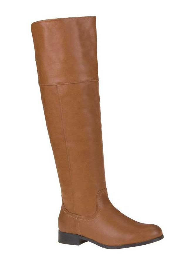 SW307 BOOT RIDING CAMEL