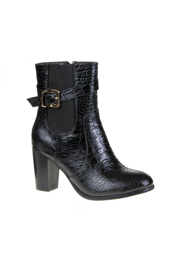 SW3911 ANKLE BOOT BLACK