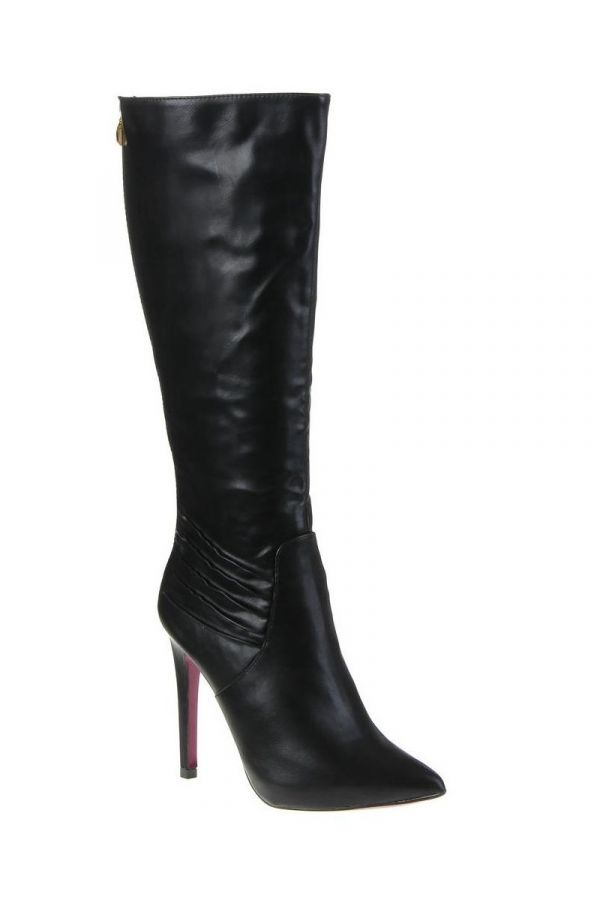 SW66611 BOOT POINTED BLACK