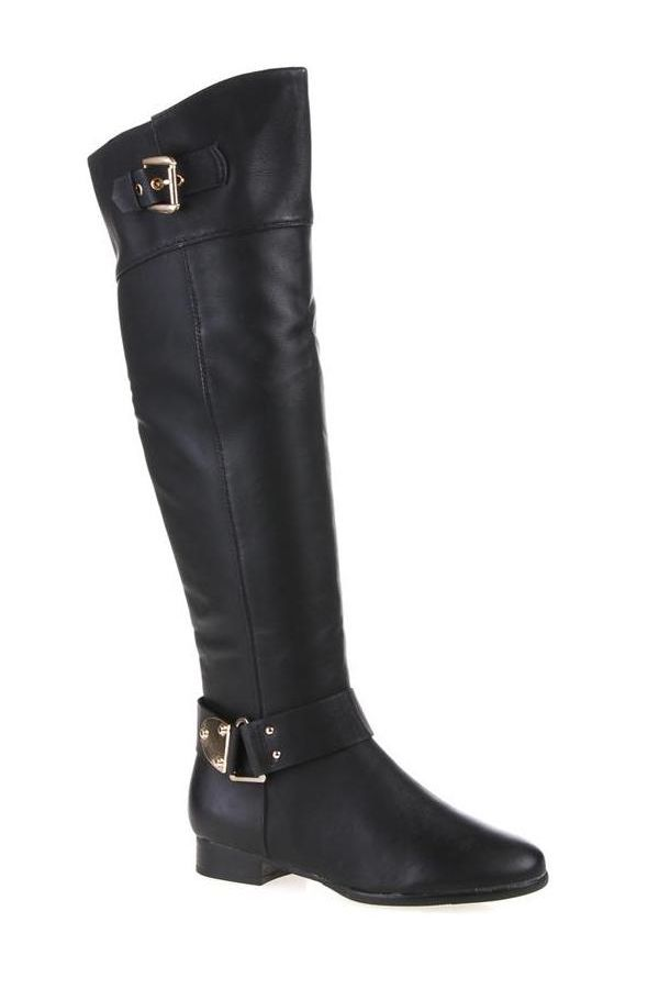 SW8266 BOOT RIDING BLACK