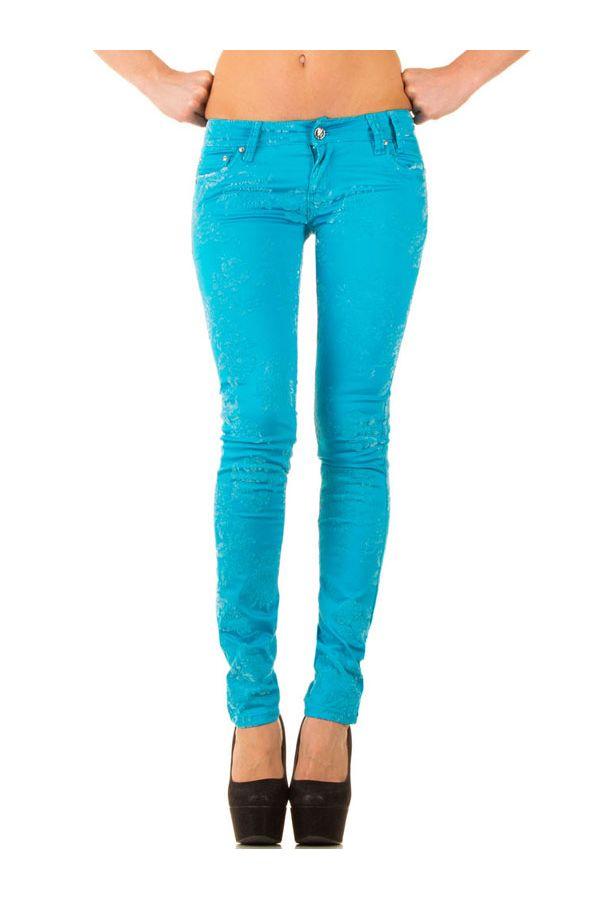SWB8574 PANTS BLUE