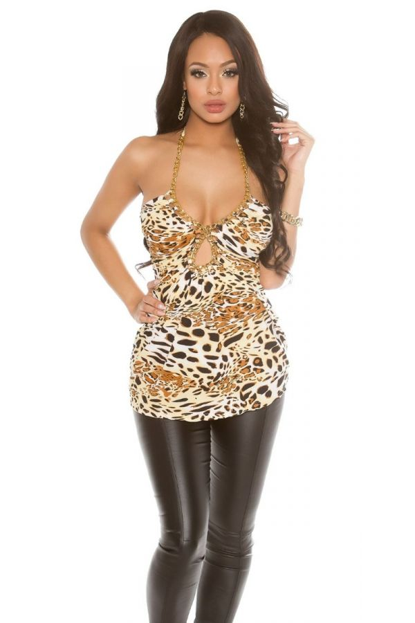 TOP CHAIN LEOPARD ISDT19153