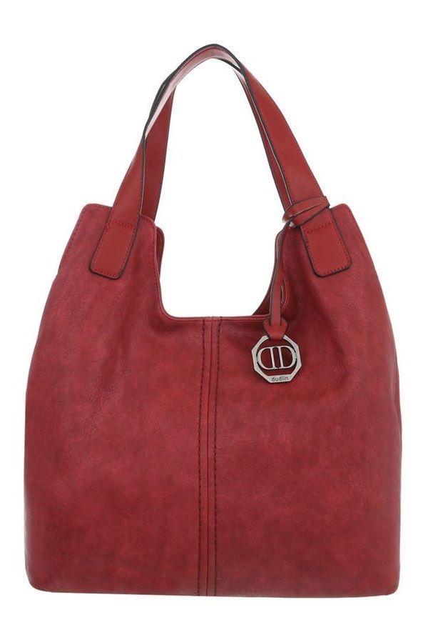 BAG SHOULDER STRAPS RED FSW624011