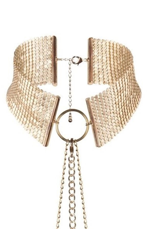JEWERLY COLLAR BODY CHAIN GOLD DRE197024